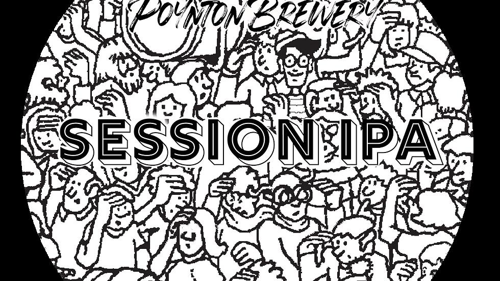 Poynton Brewery - Session IPA