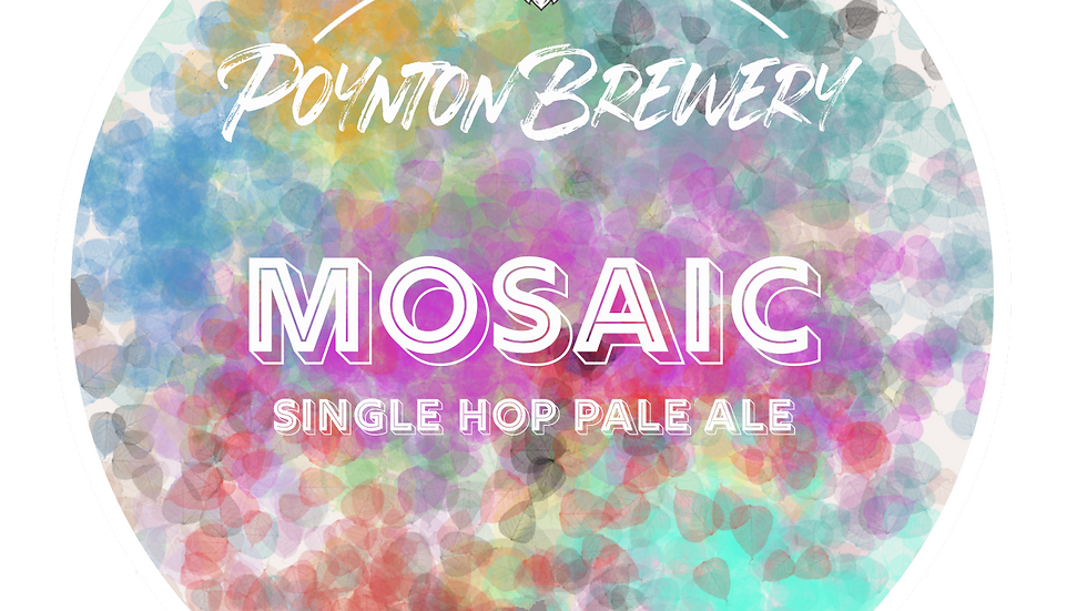 Poynton Brewery - Mosaic