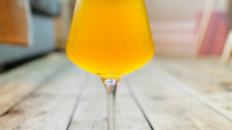 Craft Beer Glass 3/4 Pint
