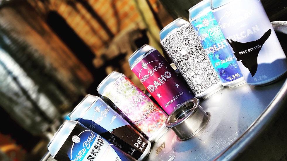 Case of 12 - Poynton Brewery Cans