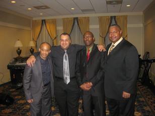 Glen Douglass, Jesse Moody, Terry Koger & Mitchell Coates