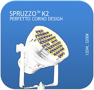 La Martini Spruzzo K2 PRO LED PAR CAN 12