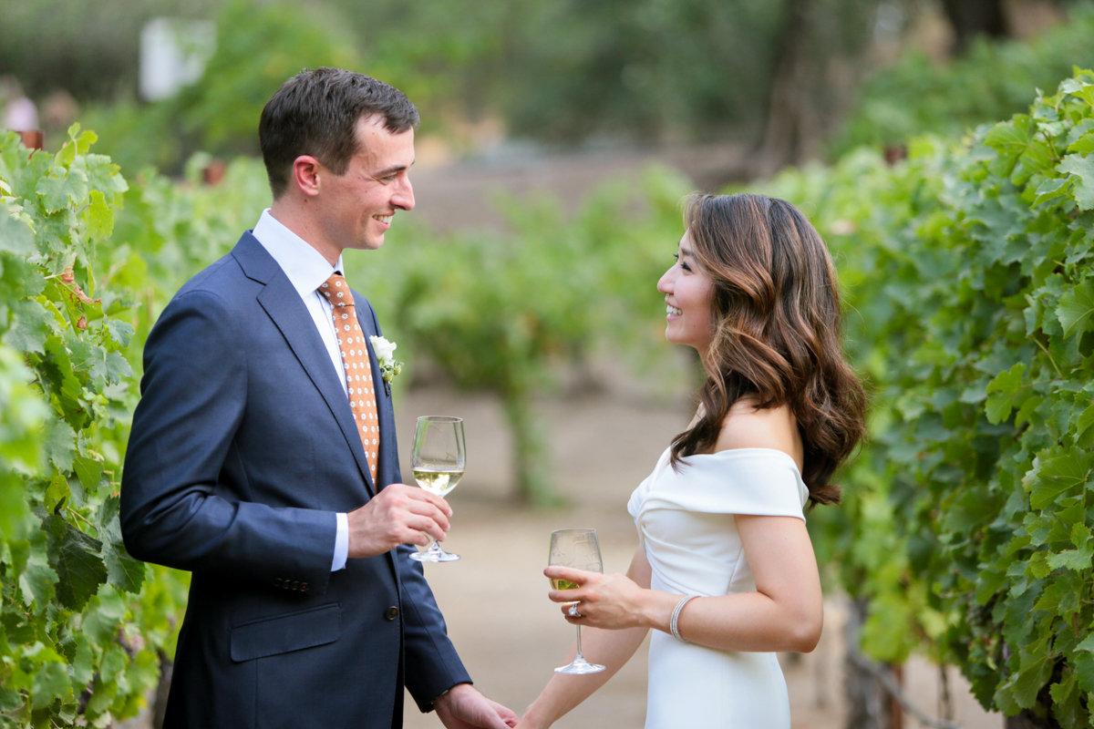 Wine Country Elopement Experience