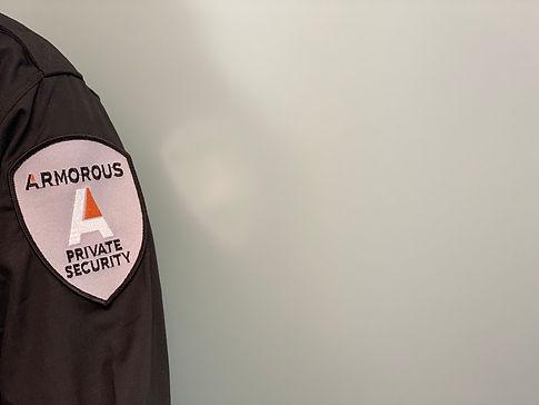 Armorous Security Construction Patrol