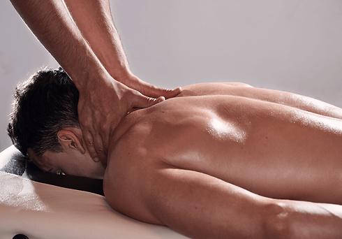 Deep Tissue Massage Downtown Toronto