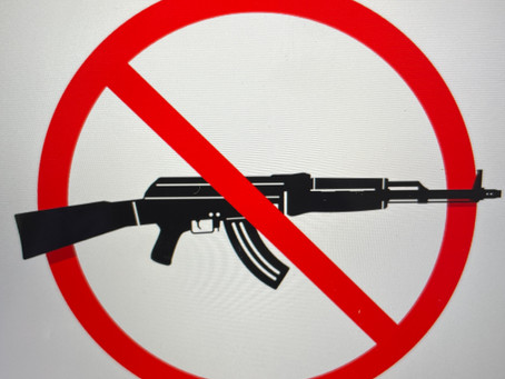 Civilians should not carry a gun that you can keep shooting…