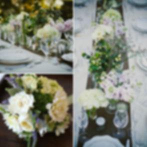 Garden Romoance Wedding Style