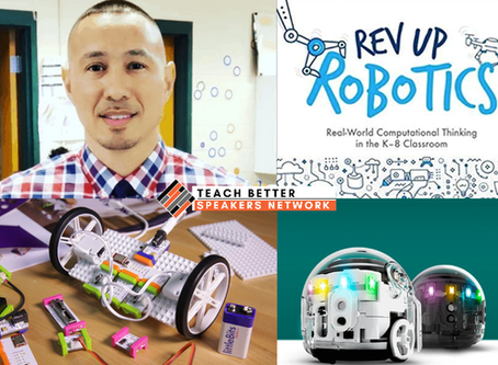 Eduporiam | How STEM Teachers Can 'Rev Up Robotics' in the Classroom or After School