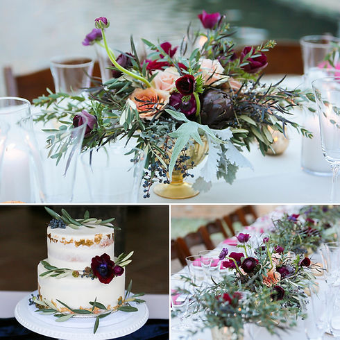 Wine Country Wedding Style