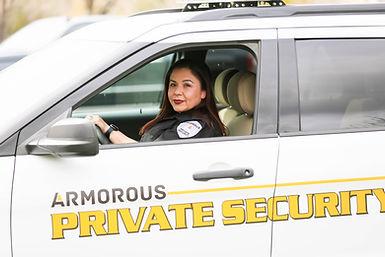 Armorous Security Patrol Cars