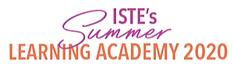 ISTE Learning Academn 2020