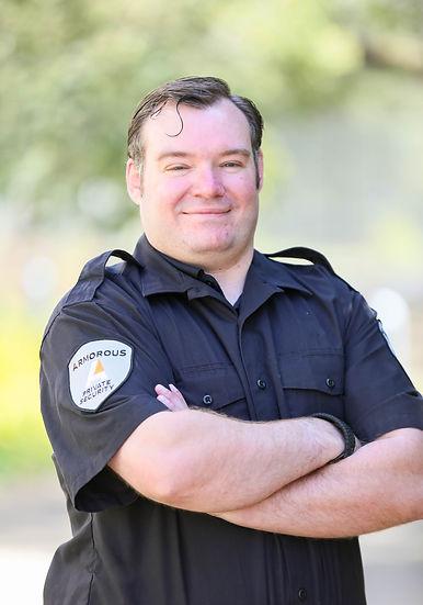 Armorous Security Darren Warren
