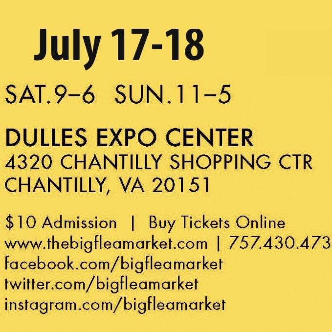 DC Big Flea 2021!