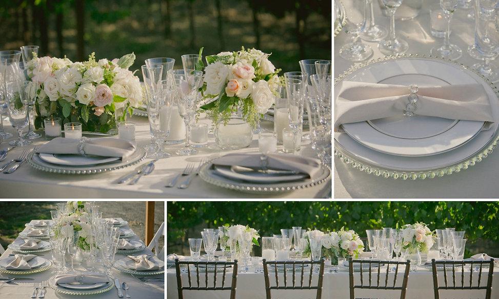 Classic Elegant wedding in napa