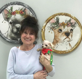Mimi gets adopted at Hope for Life