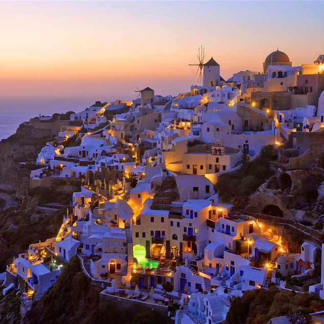 explore the GREEK ISLANDS with us