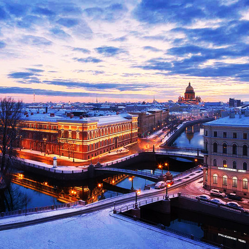 explore RUSIA with us