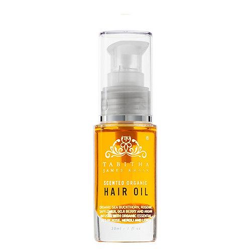 Tabitha James Kraan - Scented Organic Hair Oil