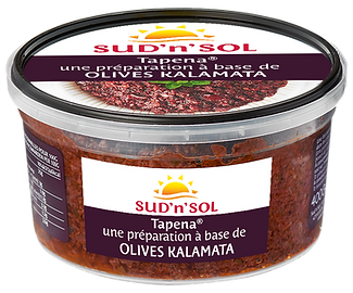 Kalamata olives spread