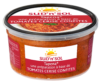 aux Tomates cerise confites