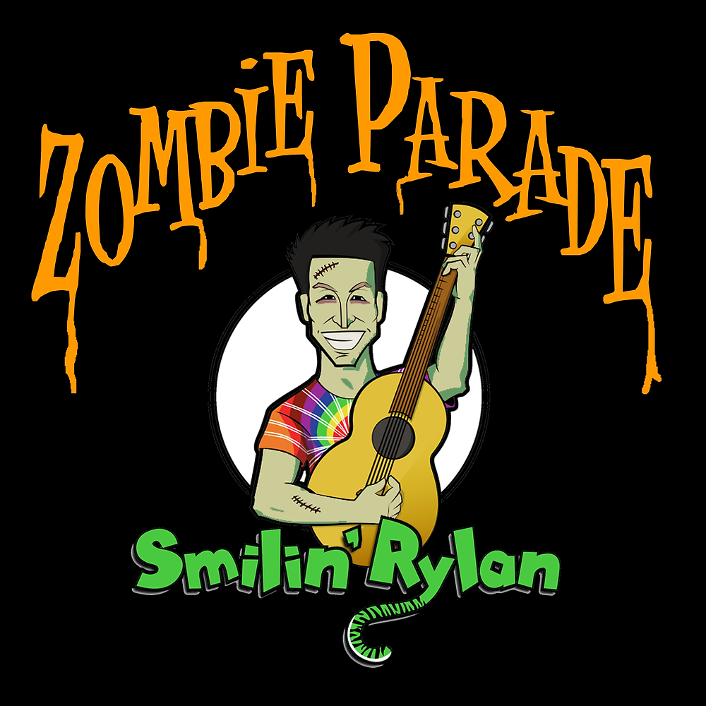 "Smilin' Rylan's new single, ""Zombie Parade"""