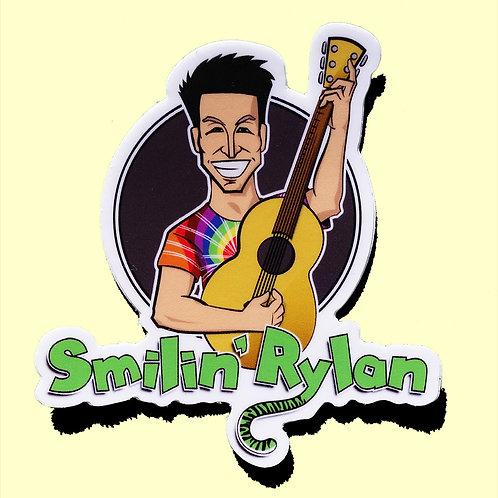 Smilin' Rylan Sticker
