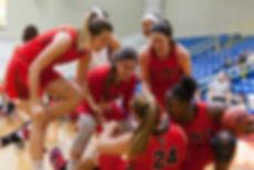 Univ. of Tampa Women's Basketball Team