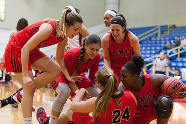 Univ. of Tampa Women's Basketball Team