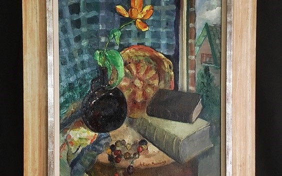 'De gele tulp'