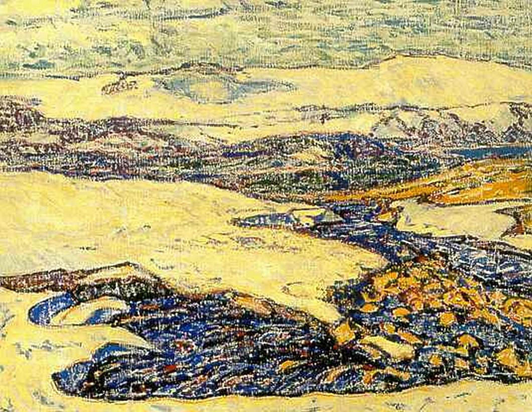 'Zomer in Spitsbergen'