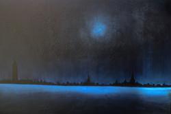 Blue Moonday over Heerenveen (60's)