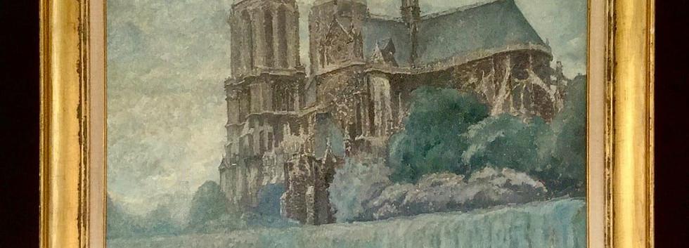 'Notre Dame te Parijs'