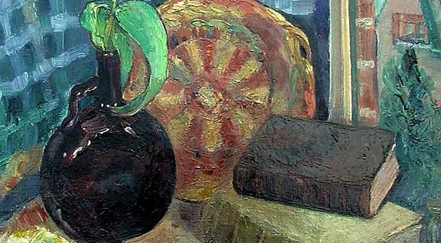Detail 'De gele tulp'