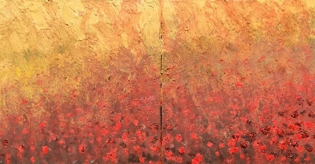 Bleeding Poppies 1 2-luik