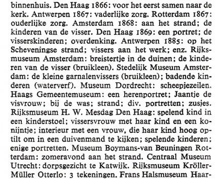 Blommers beschrijving P.A. Scheen