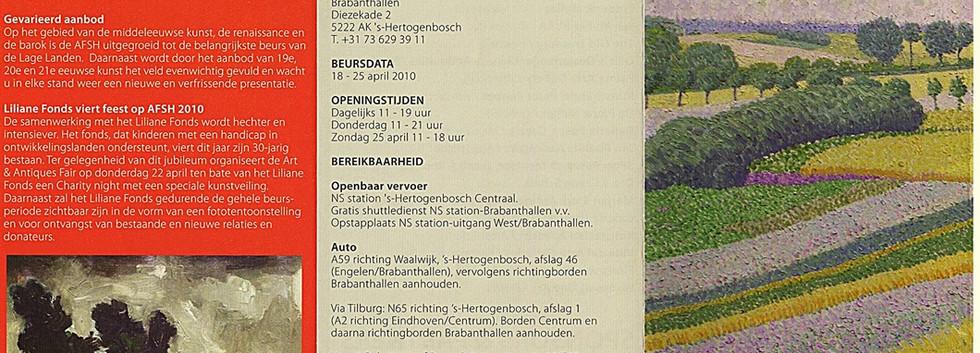 Briedé-flyer AF'sH Den Bosch