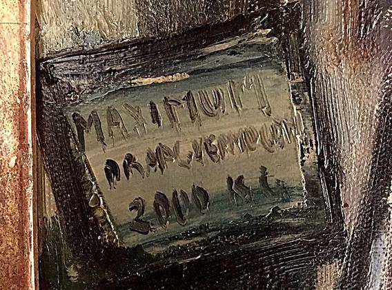 Detail Ophaalbrug bij Kortenhoef