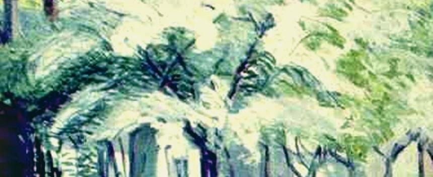 Detail 'De keet'
