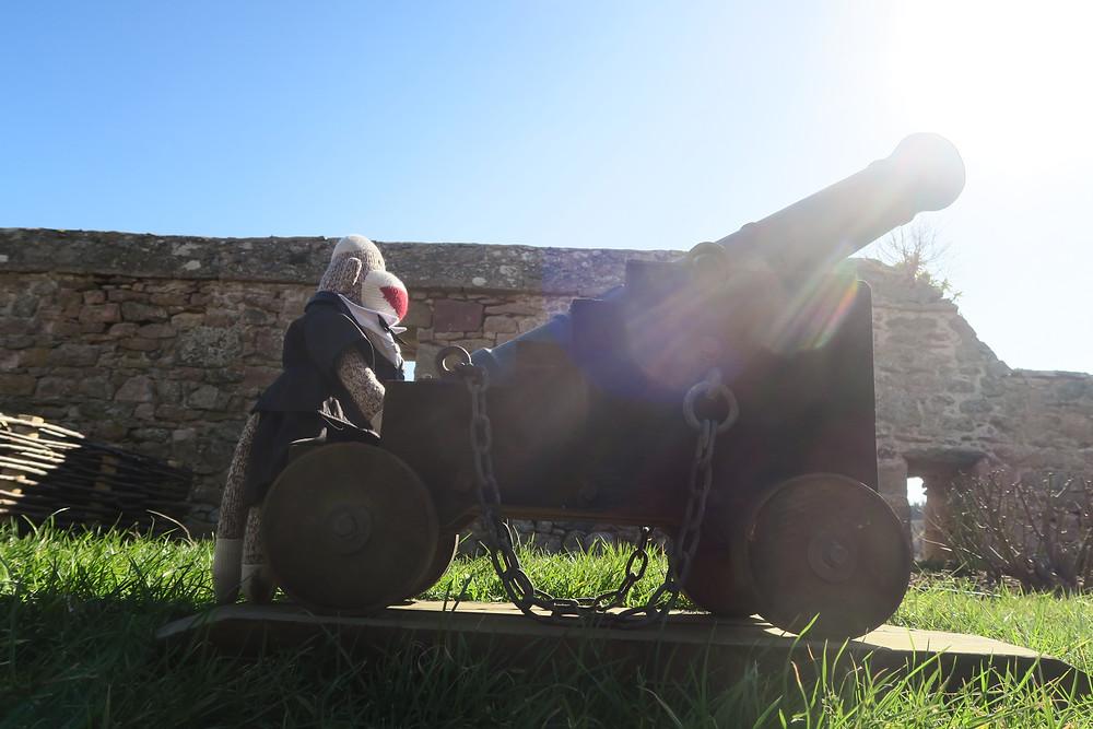 Alison Arngrim au Fort La Latte