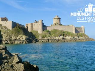 Le château de La Roche Goyon a été sélectionné pour représenter la Bretagne pour le Monument Préféré