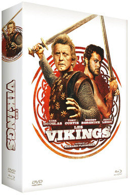 "Bluray ""Les Vikings"""