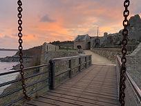 pont_levis_chateau_roche_goyon_fort_la_l