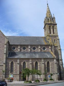 l'église de plévenon