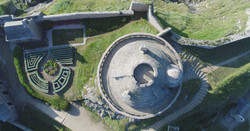 le donjon Fort La LATTTE