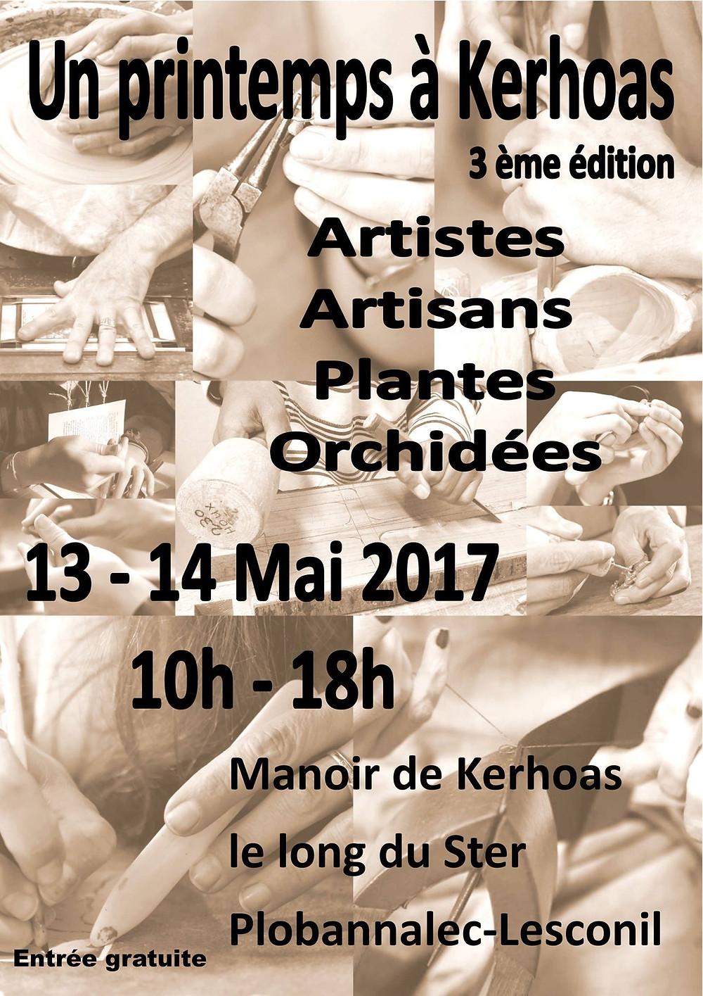 un printemps à Kerhoas 3ème édition