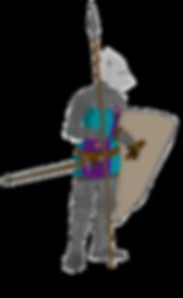chevalier médiévale de triac fort la latte la roche goyon .png