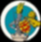 etienne goyon et son lion logo avec noir