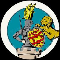 sceau etienne goyon III Fort La Latte château de la Roche Goyon Fort La Latte merlette  lion logo masbath