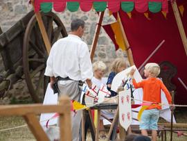 Les Médiévales du château de la Roche Goyon 2019