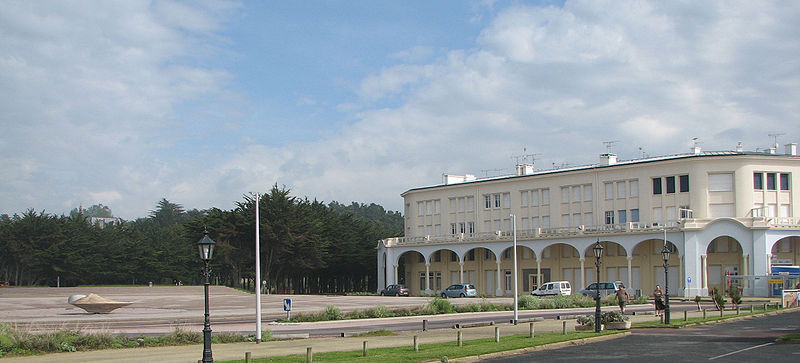 L'hostel des Sables d'Or